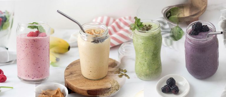 Which Smoothie is Right For Your Macros